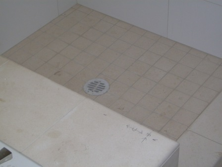 C Ptile Shower Base Gallery